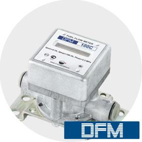 Расходомеры топлива DFM