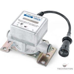 Расходомеры топлива DFM c дисплеем и интерфейсным выходом