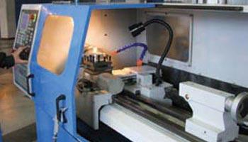Обработка деталей расходомеров на новом оборудовании
